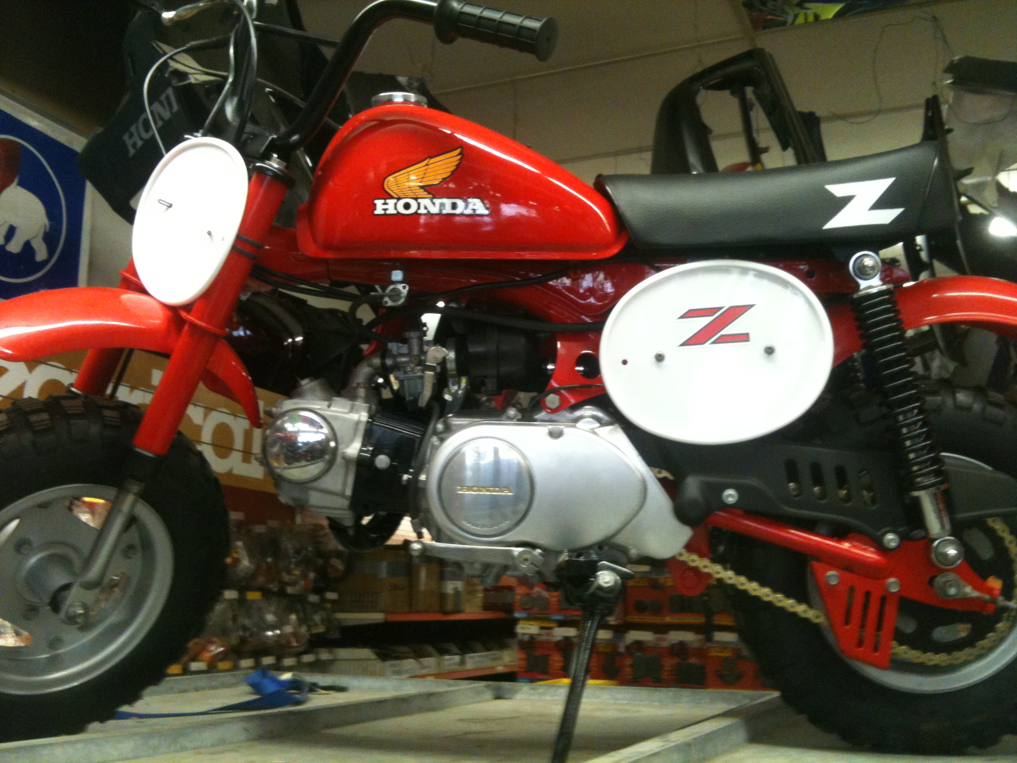 Restorations | Recycle Motorcycles