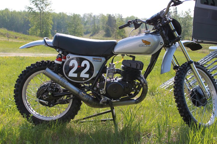 DOUGS CR250