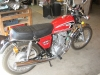 ALL ORIGINAL CB360 WITH 240 MILES SOLD!